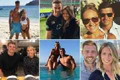 England Rugby World Cup WAGs - meet the women behind the squad