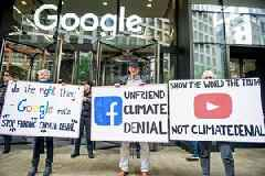Google workers double down on climate demands in new letter