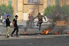 Three killed in protest outside Iran consulate in Karbala