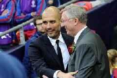 Pep Guardiola makes glaring omission as he hails nine members of Man Utd 2009 team