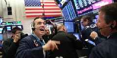 All 3 major US stock indexes spike to record highs on new trade optimism