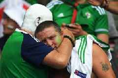 'Superb' - Gutted Northern Ireland fans prepare farewell to Stoke City-bound manager