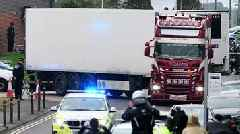 Essex Police: All 39 People Found Dead In Truck Have Been Identified