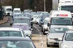 Live updates as accident on A52 in Derby causes long delays