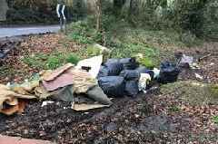 Fly-tipping warning over planned fortnightly rubbish and recycling collections