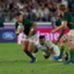 2019 Rugby World Cup: Handre Pollard hospitalised with eye socket fracture after Springboks' World cup win