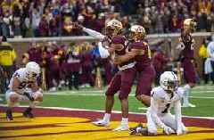 Gophers knock off No. 5 Penn State to remain unbeaten
