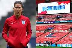 England Women legend Fara Williams explains why Lionesses will beat Germany at Wembley