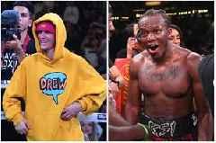 KSI warns he'd 'slap' Justin Bieber after Logan Paul YouTube boxing victory