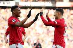 Man Utd player ratings as Anthony Martial shines in impressive 3-1 Brighton win