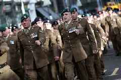 Poignant pictures from Remembrance Service parades in Birmingham and beyond