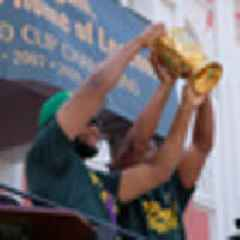 Rugby: Fans question Springboks after Champions Tour parade features lid-less Webb Ellis Cup