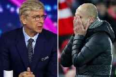 Arsene Wenger delivers Premier League title verdict for Man City after Liverpool loss