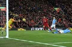Jurgen Klopp says Liverpool's second goal v Man City 'unlike anything I've seen before'