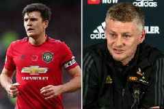 Man Utd boss Solskjaer explains snubbing David de Gea and making Harry Maguire captain