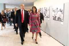 Nikki Haley: Two White House aides tried to undermine President Trump