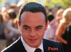 Ant McPartlin related to I'm a Celebrity co-star