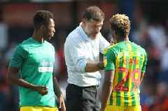 'Amazing' - Grady Diangana gives verdict on West Brom and Slaven Bilic