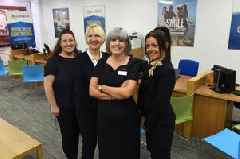 Former Thomas Cook travel agents reopen their doors in East Kilbride