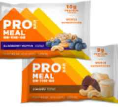 PROBAR® Launches New Blueberry Muffin and S'mores Meal On-The-Go Bars