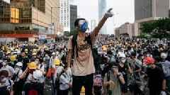 Senators Push To Pass Legislation Supporting Hong Kong Protesters