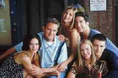Friends reunion special talks are happening - Oh My God!