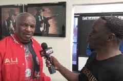 Floyd Mayweather Sr calls out Logan Paul - and forgets training KSI