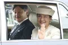 Japan emperor's harvest rite is his first communion with gods
