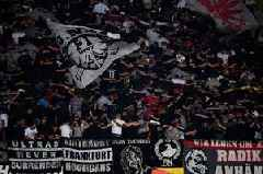 The reason why there will be no Eintracht Frankfurt fans at the Emirates for Europa League clash