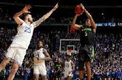 No. 3 Michigan State beats No. 12 Seton Hall 76-73 in wild finish