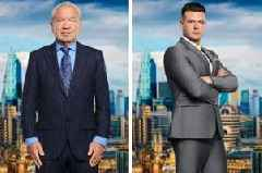 Lord Alan Sugar in Twitter row with Apprentice star Lewis Ellis over his tattoos