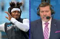 Mark Schlereth: Cam Newton is still the Panthers' best option at QB when healthy