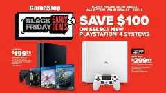 GameStop's Pre-Black Friday Ad Previews Best Gaming Deals