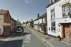 Man, 90, hurt after bike and car collide in Bridgnorth