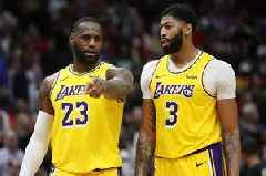 LeBron James sends Anthony Davis emotional Thanksgiving message in Pelicans win