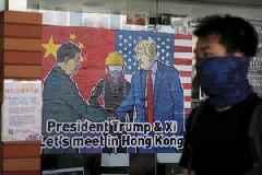 Trump signs bills in support of Hong Kong; China furious