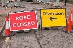Live updates: Major city road shut after water main burst
