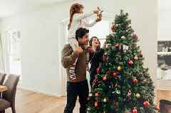 When to put your Christmas tree up – the official dates and etiquette revealed