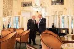 Boris Johnson 'World's Leading Sycophant' To Donald Trump, Says Jeremy Corbyn