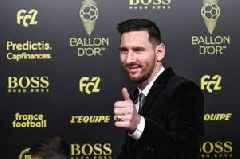BREAKING Lionel Messi beats Virgil van Dijk to win Ballon d'Or 2019 award