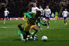 'Ban for cheating' - How Leeds United supporters reacted to last-gasp West Brom winner at Preston