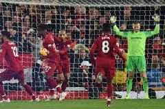 Jordan Pickford explains why emotions were 'different' after Liverpool blunder