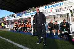 It was handbags - Plymouth Argyle boss Ryan Lowe on his touchline row with Bristol Rovers coach