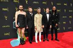 Queer Eye star Jonathan Van Ness opens up about living with HIV