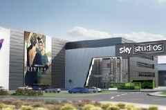 Sky's new Elstree TV and film studio to create 2,000 jobs