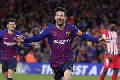 Lionel Messi still has 'several years left' at the top after Barcelona superstar claims record sixth Ballon d'Or
