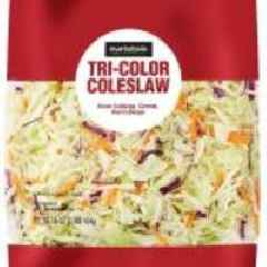Dole Fresh Vegetables Announces Precautionary Limited Recall of Colorful Coleslaw