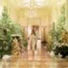 The White House: Melania Trump unveils extravagant Christmas decorations