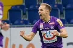 Who is Christoph Monschein? Profile on in-form striker linked with Aston Villa