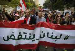 Lebanon's protesters unimpressed by proposals for next prime minister